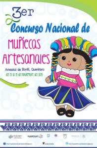 3er Festival Nacional de muñecas artesanales, Hilando Historias blog, Hilando Historias, artesanía, México, Amealco, Amealco de Bonfil, Querétaro,